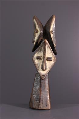 Art africain - Sculpture Lega Sakimatwematwe