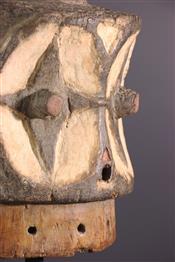 Masque africainMasque Bembe