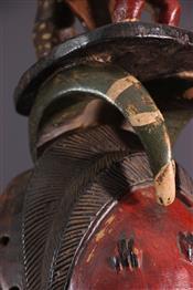 Masque africainMasque Guro
