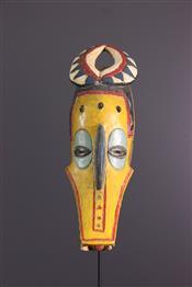 Masque africainMasque Zamble