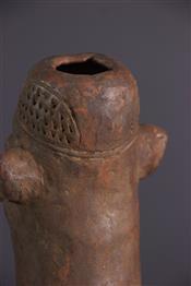 Pots, jarres, callebasses, urnesJarre Mangbetu