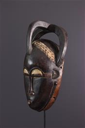 Masque africainMasque Yohoure