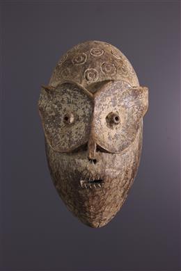 Masque Bembe/Goma du Butende