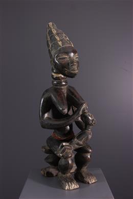 Figure de maternité Koulango