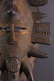 Masque africainMasque Sen