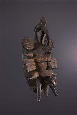 Masque Sen - Art africain