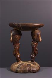 Tabourets, chaises, trônesTabouret Ngala