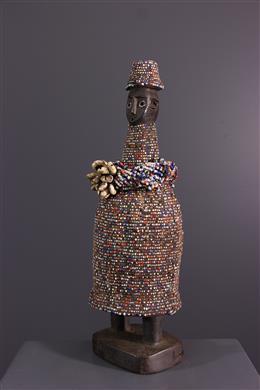Poupée Kikuyu - Art africain