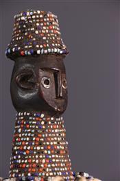 Statues africainesPoupée Kikuyu