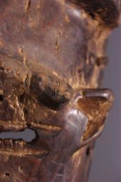 Masque africainMasque Lualua