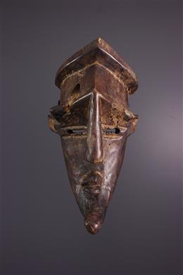 Masque Lualua - Art africain