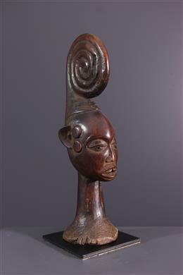 Statuette Ekoi - Art africain