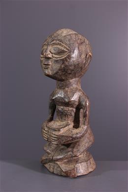 Statuette Rungu - Art africain