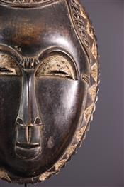 Masque africainMasque Yohoure