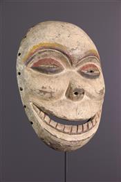 Masque africainMasque Nyaun