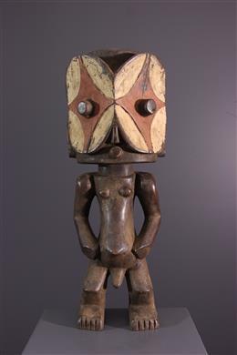 Statue Bembe - Art africain