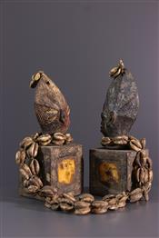 Statues africainesJumeaux Yoruba