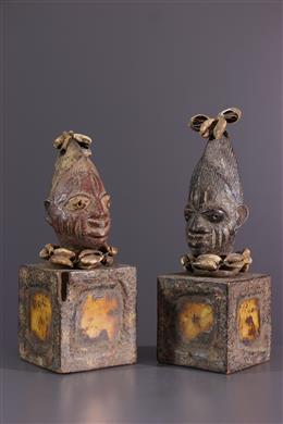 Jumeaux Yoruba - Art africain