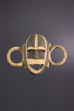 Masque Boa - Art africain
