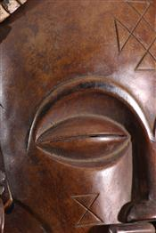 Masque africainMasque Lovale