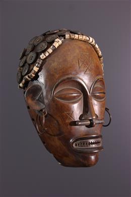 Masque Lovale Lwena - Art africain