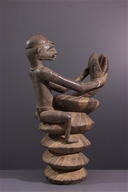 Sculpture Senoufo - Art africain