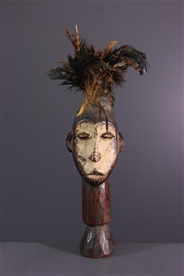 Buste Lega - Art africain