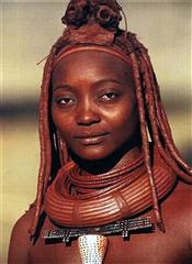 BijouxParure Himba