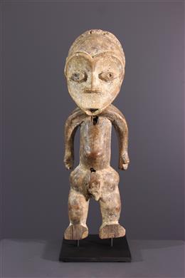 Statuette Zande - Art africain