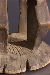 Tabourets, chaises, trônesSiège Lobi
