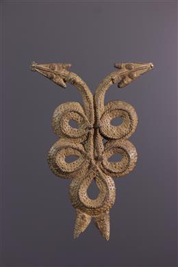 Bronze Gan - Art africain