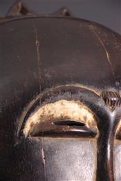 Masque africainMasque Lune