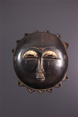 Masque Lune - Art africain