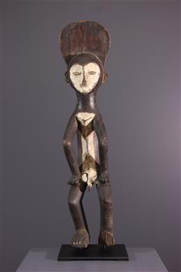 Figure Mbole - Art africain