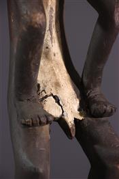 Statues africainesFigure Mbole