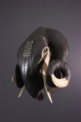 Masque bélier - Art africain