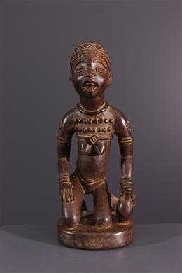 Statuette Yombe - Art africain