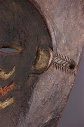 Masque africainMasque Gbandi