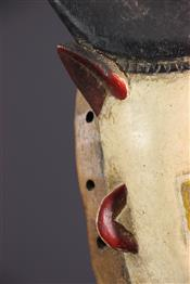 Masque africainMasque Ligbi