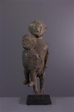 Statues Zigua - Art africain