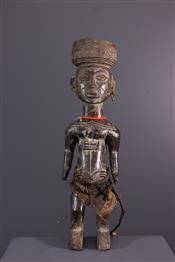 Statue Lwena