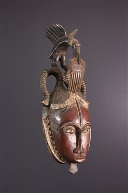 Masque Yohure - Art africain