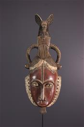 Masque africainMasque Yohure