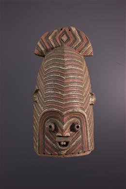 Masque Tetela - Art africain