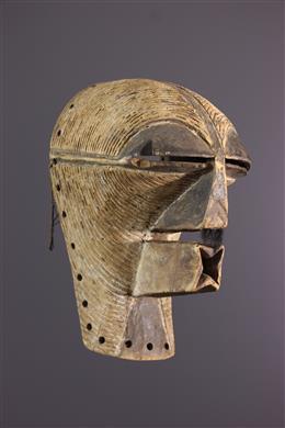 Masque Songye Kifwebe Kikashi