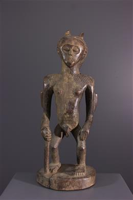 Statue Zula - Art africain