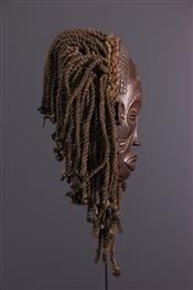 Masque africainMasque Tschokwe