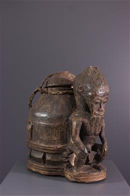 Boite Baule - Art africain