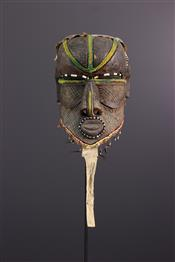 Masque africainMasque Bongo