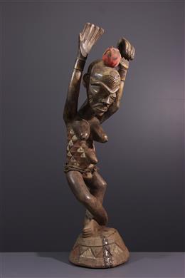 Fétiche Pende - Art africain